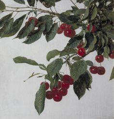 Henri Fantin-Latour, Cherries, 1883