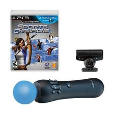PlayStation Move Starter Bundle *** Visit the image link more details. Note:It is Affiliate Link to Amazon.