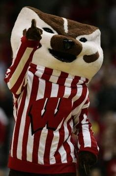 bucky badger basketball - Google Search