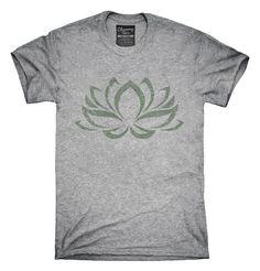 Lotus Flower T-Shirt, Hoodie, Tank Top