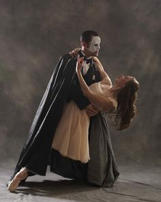 Phantom of the Opera Ballet. I would love to do this ballet!!! Actually, an older student from my ballet studio, who is now a professional is doing it this weekend!