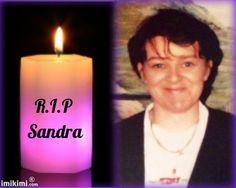 Sandra Collins......15th. Anniversary Missing.