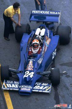 1977 Penthouse Rizla Racing Rupert Keegan