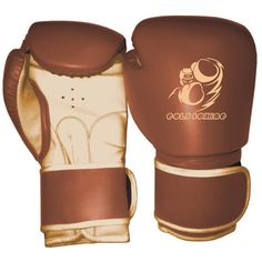 GB-200147 Boxing Gloves, Rex Leather, Machine Mold, Strap with Velcro Fastener.
