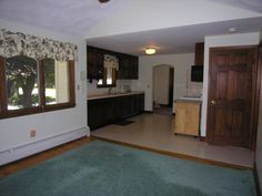 Open concept kitchen-family room, perfect for entertaining!