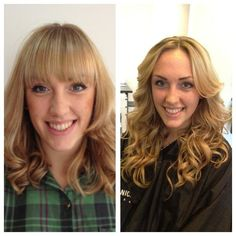 Racoon International hair extensions by  Louise Cahill @ Potion
