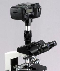 Microscope Camera Adapter For Canon EOS SLR/DSLR