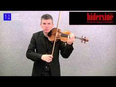 ▶ Violin Technique - Vibrato - YouTube