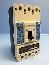 Westinghouse KD3400F 400 Amp Circuit Breaker 225A Trip 600V Cutler-Hammer KD3225