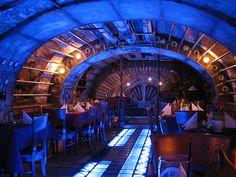 Restaurant Verne, Budapest