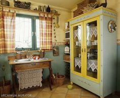 <p>Kochamy kuchnie rustykalne. Mają klimat, który sprawia, że najchętniej przesiadujemy właśnie w nich. Taki projekt kuchni możemy wybrać nawet jeśli mieszkamy w bloku, zwłaszcza że styl rustykalny ma wiele odmian. Kuchnia stylizowana jest przytulna i sielska. Pamiętaj, że taka kuchnia wcale nie musi być skansenem. Projekty kuchni: zdjęcia.</p>