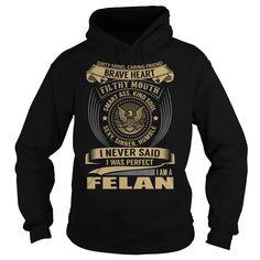[Hot tshirt names] FELAN Last Name Surname T-Shirt Teeshirt Online Hoodies, Funny Tee Shirts