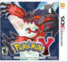 Today it is Pokemon Y! It launched on October 12, 2013. Pokemon Y