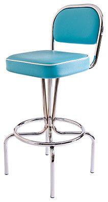 Ocean contemporary bar stools