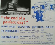New fast electric services daily