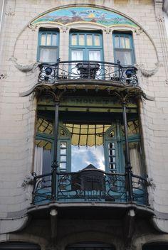 Art nouveau, Antwerpen