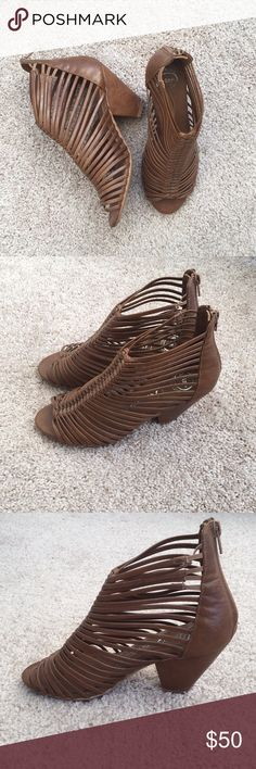 Jeffrey Campbell Ibiza Sandals with heel Heeled sandals by Jeffrey Campbell Jeffrey Campbell Shoes Sandals