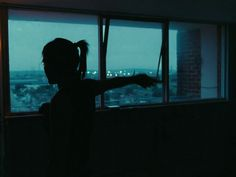 Katie Jarvis in Fish Tank (Andrea Arnold, 2009)