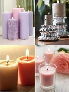 How to Make Candles Out of Crayons