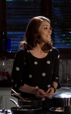 "Annabeth's Kate Spade Maria Dress ""Hart of Dixie"" Season 2, Episode 20: ""If Tomorrow Never Comes"""