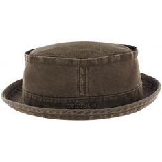 4be3d4cfcd0 Payette Cappello in Tessuto by Stetson. Men s Hats ...