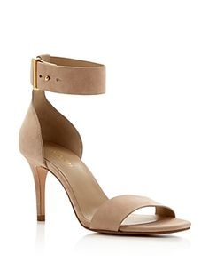 1686f2dcf15e Michael Kors Collection Ames Ankle Strap High Heel Sandals Sale - All Sale    Clearance - Bloomingdale s