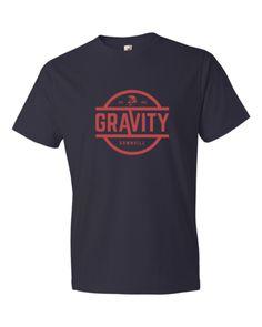 Original Gravity T-shirt - Navy  #gravity #downhill #freeride #mountainbike #bike #mtb