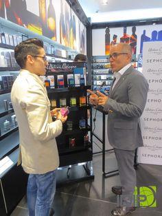 El día de ayer Emmanuel Castillo de IDIP tuvo la oportunidad de conversar con Gerarde Camme Presidente y Socio de Atelier Cologne #AtelierColgneBySephoraMX