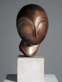 Constantin Brancusi 1918 Danaïde