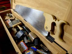 The 9 Principles of Hand Tool Storage, Part 1 - Popular Woodworking Magazine