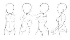 poses para manga anime - Buscar con Google