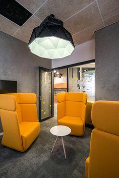 Gartner Innovation Center in Tel Aviv designed by Studio BA