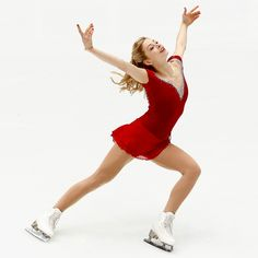 Figure skater Gracie Gold is on her way to the 2014 Winter Olympic Games in Sochi as a member of the U.S. Olympic Figure Skating Team | Shape.com