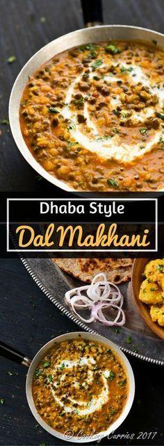 Rezepte Vegetarisch - Dhaba Style Dal Makhani - Pin of perfect ideas Lentil Recipes, Veg Recipes, Curry Recipes, Asian Recipes, Dinner Recipes, Cooking Recipes, Healthy Recipes, Ketogenic Recipes, Indian Food Recipes Easy