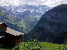 Gimmelwald, Switzerland aka Heaven!