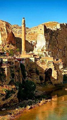 Hasankeyf TURKEY