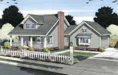 Craftsman Plan: 1,675 Square Feet, 3 Bedrooms, 2.5 Bathrooms - 4848-00040  http://www.houseplans.net/floorplans/484800040/craftsman-plan-1675-square-feet-3-bedrooms-2.5-bathrooms