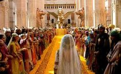 one night with the king wedding - Google Search