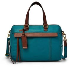 Fossil Molly Satchel Shb1483493 Color: Dark Turq ($119) ❤ liked on Polyvore featuring bags, handbags, tote bags, mini crossbody purse, mini satchels, tote handbags, mini tote and blue tote bag