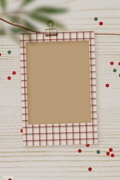 Diy Christmas and Holiday card on a wooden table vector | premium image by rawpixel.com / NingZk V. Polaroid Frame Png, Polaroid Picture Frame, Creative Instagram Stories, Instagram Story Ideas, Instagram Frame Template, Photo Collage Template, Instagram Background, Collage Background, Aesthetic Wallpapers
