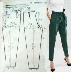 Sewing Pants, Sewing Clothes, Diy Clothes, Barbie Clothes, Dress Sewing Patterns, Clothing Patterns, Skirt Patterns, Coat Patterns, Blouse Patterns