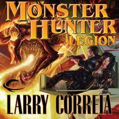 Book 2: Monster Hunter Legion