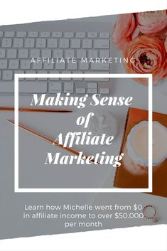 Learn all about the Making Sense of Affiliate Marketing Course. Learn how to turn your direct sales business into a passive income channel. Click to see the details and purchase the affiliate marketing course!