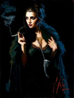 Blue Rabbit Lucy - Fabian Perez (Signed Limited Edition Canvas On Board) - £826.80 - Fabian Perez - Prints & Artwork