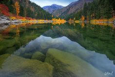 The World Beneath - The World Beneath - Tumwater Canyon, Washington State