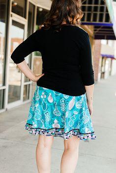 Feeling Playful Skirt