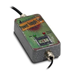 Power Supply Unit - Linear and heavy duty Power Supply by SamuraiFX  www.facebook.com/samuraifx #guitar #pedals #stompboxes #effects