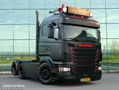 Scania R580 V8.6x2.