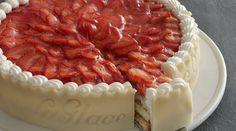 Sæt tænderne i den lækreste jordbærtærte a la La Glace