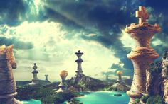chess artwork | fantasy chess art | Wallpapers top